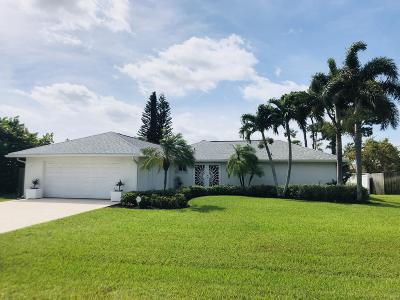 Lake Worth Single Family Home Contingent: 2530 Donnelly Drive