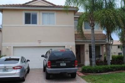 Riviera Beach Single Family Home For Sale: 4002 Rocks Point Place