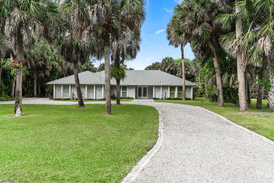 West Palm Beach Single Family Home For Sale: 8821 Thousand Pines Circle