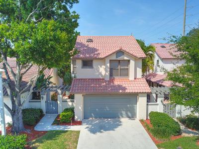 Boca Raton Single Family Home For Sale: 5529 Ilford Court