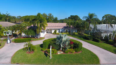 Tequesta Single Family Home For Sale: 170 Golfview Drive