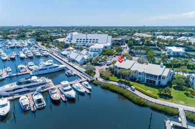 Jupiter Condo For Sale: 604 Captains Way #603