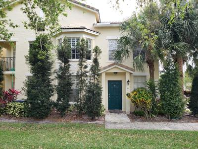 Boynton Beach Rental For Rent: 109 Belmont Place