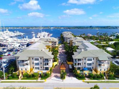 West Palm Beach Condo For Sale: 3940 Flagler Drive #302