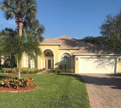 Boynton Beach Single Family Home For Sale: 7423 Brunswick Circle