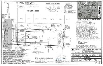 Jupiter Residential Lots & Land For Sale: 110 1st Street