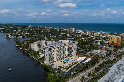 Delray Beach Condo For Sale: 50 East Road #6b