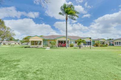 Delray Beach Condo For Sale: 5114 Lakefront Boulevard #B