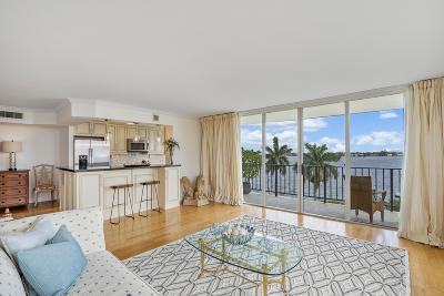 West Palm Beach Condo For Sale: 3800 Washington Road #506
