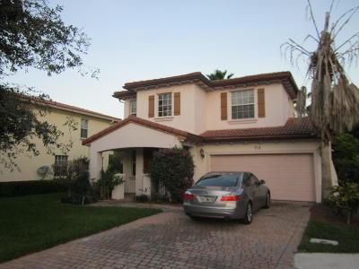 Palm Beach Gardens Rental For Rent: 712 Duchess Court