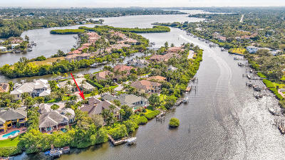 Jupiter Single Family Home For Sale: 18968 SE Windward Island Lane