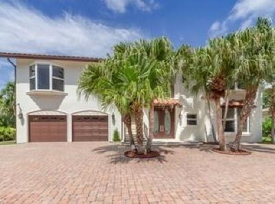 Highland Beach Multi Family Home For Sale: 4108 S Ocean Boulevard
