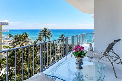 Palm Beach Condo For Sale: 100 Worth Avenue #708