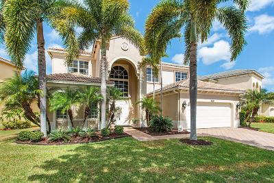 West Palm Beach Single Family Home For Sale: 3105 Santa Margarita Road