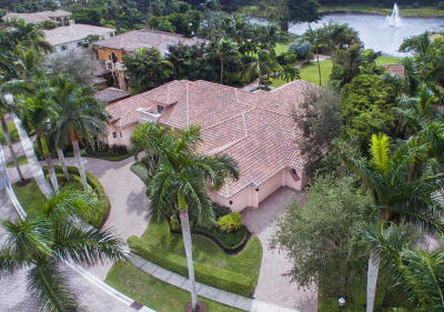 Boca Raton Single Family Home For Sale: 17125 Avenue Le Rivage