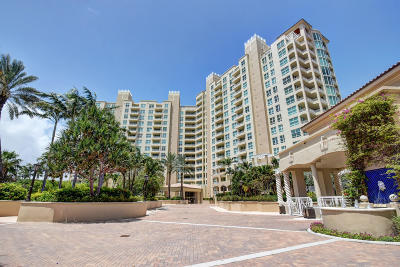 Highland Beach Rental For Rent: 3700 S Ocean Boulevard #703