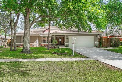 Wellington Single Family Home For Sale: 14529 Horseshoe Trace