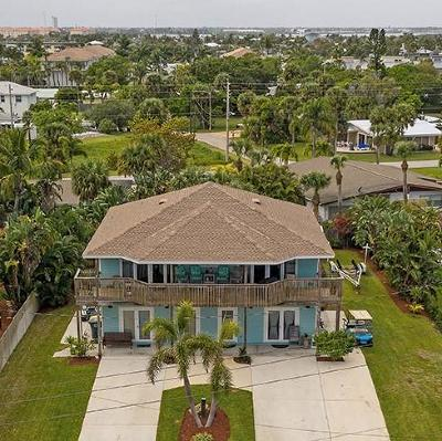 Fort Pierce Single Family Home For Sale: 409 Hernando Street