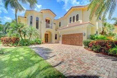 Delray Beach Single Family Home For Sale: 16318 Braeburn Ridge Trail