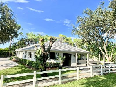 Palm Beach County Rental For Rent: 14565 Belmont Trace #(Barn)
