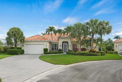 West Palm Beach Single Family Home For Sale: 2188 Vero Beach Lane