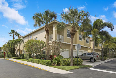 Tequesta Condo For Sale: 101 Lighthouse Circle #C