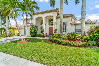 Boca Raton Single Family Home For Sale: 21248 Rock Ridge Drive