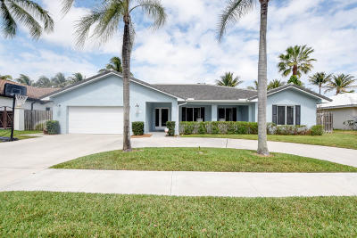 Boca Raton Single Family Home For Sale: 631 SW 17th Street