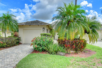Boca Raton Single Family Home For Sale: 19389 Waters Reach Trail #1101