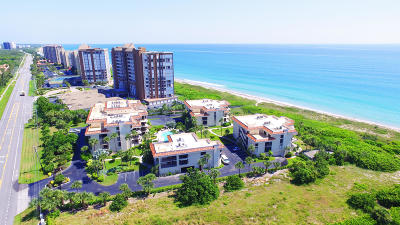 Fort Pierce Condo For Sale: 4100 Highway A1a #212