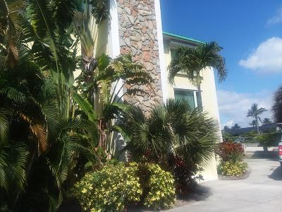 Delray Beach Rental For Rent: 1708 S Ocean Boulevard #2