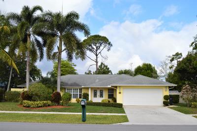Wellington Single Family Home For Sale: 14257 Horseshoe Trce