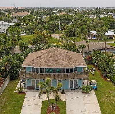 Fort Pierce Multi Family Home For Sale: 409 Hernando Street