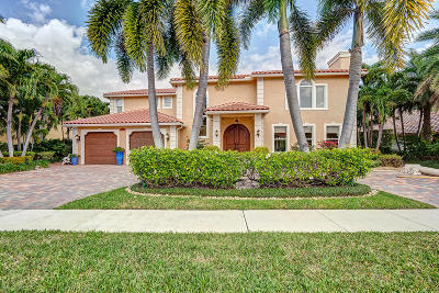 Boca Raton Single Family Home For Sale: 1969 SW 17th Street
