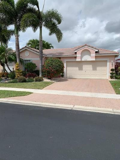 Boynton Beach Single Family Home For Sale: 10478 S Utopia Circle