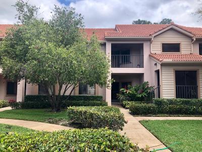Palm Beach Gardens FL Condo For Sale: $164,900