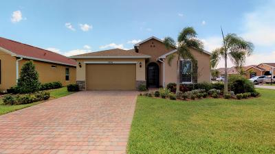 Port Saint Lucie Single Family Home For Sale: 12551 SW Silverwood Avenue