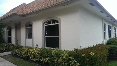 Wellington Single Family Home For Sale: 11957 Sturbridge Lane