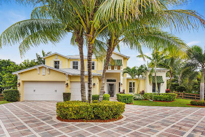 Boca Raton Single Family Home For Sale: 17708 Boniello Drive