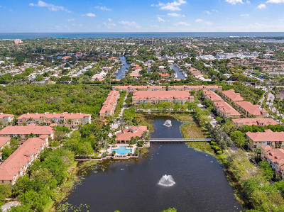 Palm Beach Gardens FL Townhouse Contingent: $350,000