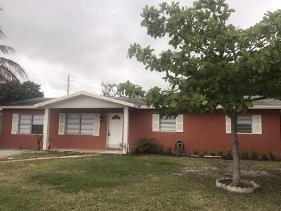 Fort Pierce Single Family Home For Sale: 2623 S 28th Street