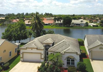 Lake Worth Single Family Home For Sale: 8550 Lake Cypress Road