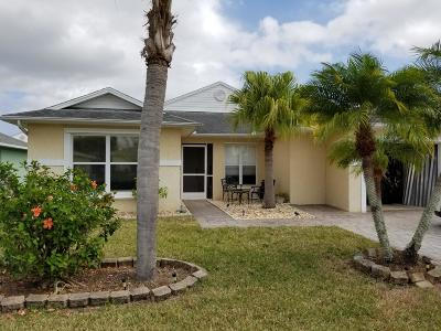 Fort Pierce Single Family Home For Sale: 6678 Tulipan