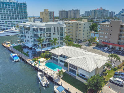 Fort Lauderdale Condo For Sale: 2889 NE 33rd Court #2
