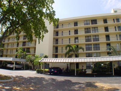 Boca Raton Condo For Sale: 22 Royal Palm Way #305