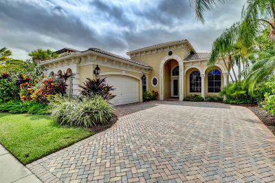Delray Beach Single Family Home For Sale: 6307 Dorsay Court