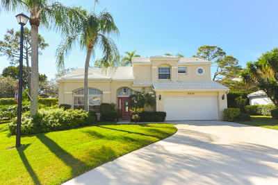 Tequesta Single Family Home For Sale: 18228 SE Wood Haven Lane
