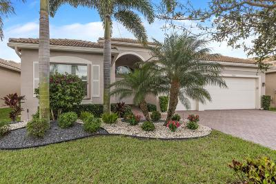 Boynton Beach Single Family Home For Sale: 10007 Bluefield Drive