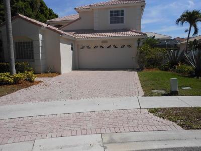 Boca Raton Single Family Home For Sale: 23426 Alzira Circle