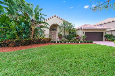Boca Raton Single Family Home For Sale: 6141 Vista Linda Lane